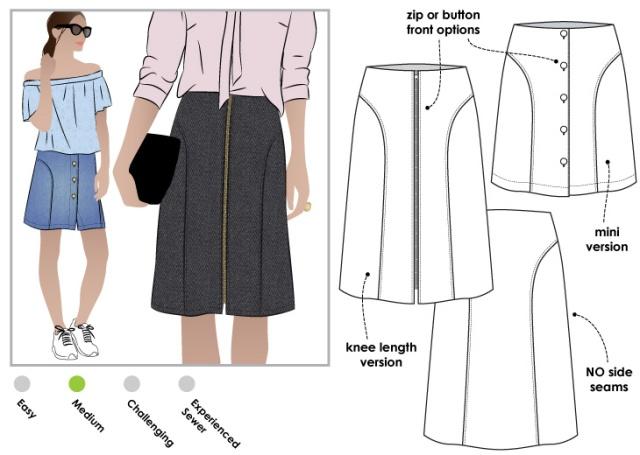 goldie-skirt