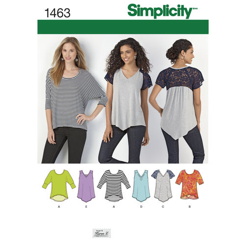 simplicity-tops-vests-pattern-1463-envelope-front