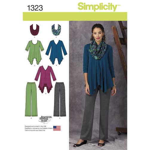 simplicity-sportswear-pattern-1323-envelope-front