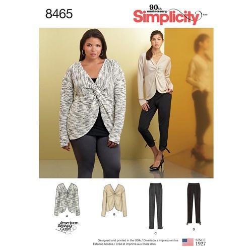 simplicity-twist-top-pattern-8465-envelope-front