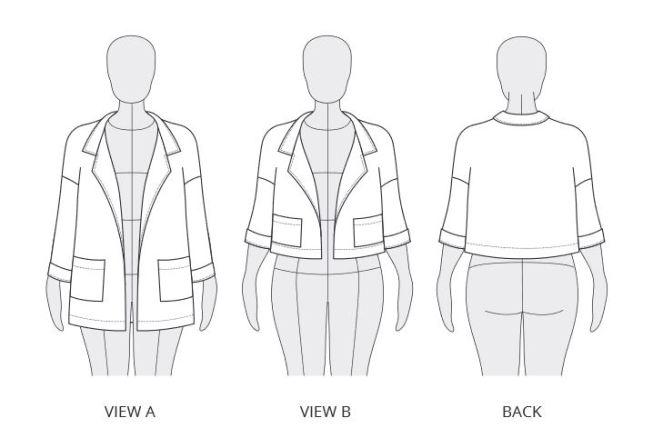 Pona jacket line drawing2
